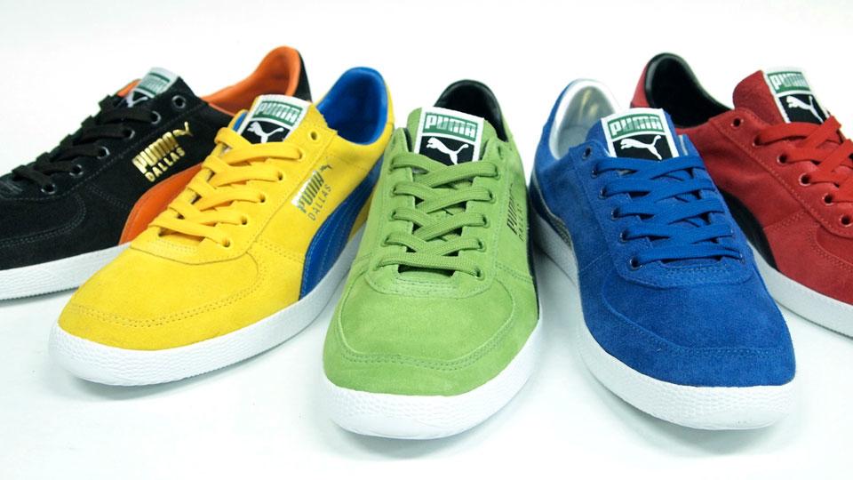 9c535f7e07b Puma Dallas - Automne 2010 - Sneakers.fr