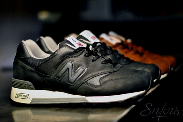 new balance cuir noir marron