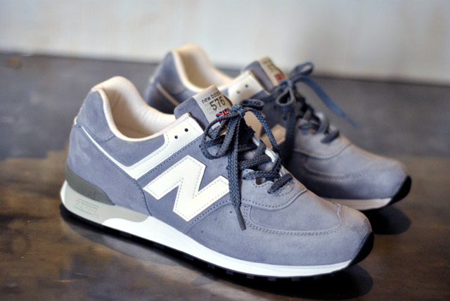 new balance 576 suede rouge