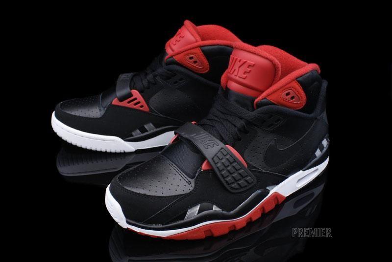 nike trainer noir et rouge