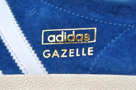 adidas gazelle logo