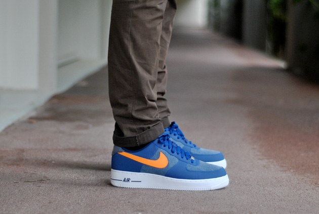 air force one blanche graph