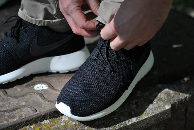 Roshe Run Noir