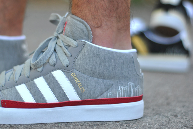 Adidas Gonzales High Tops france