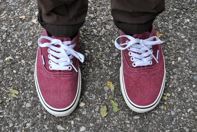 authentic vans bordeaux chaussures authentic bordeaux vans chaussures chaussures vans ALq534jR