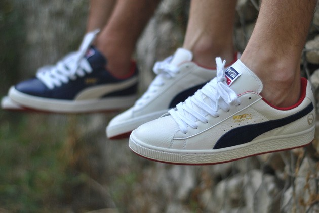 puma basket los angeles