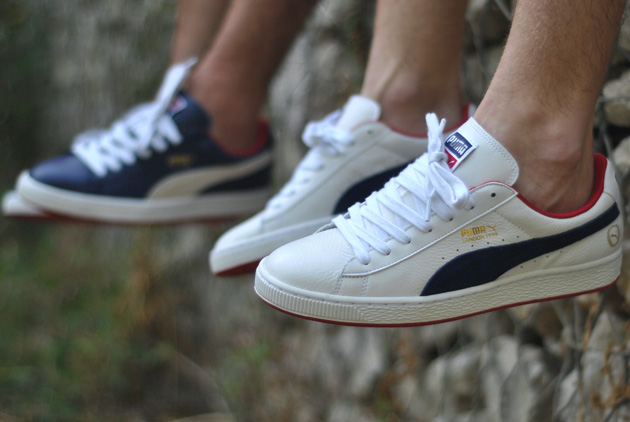 Puma Basket Vs Suede