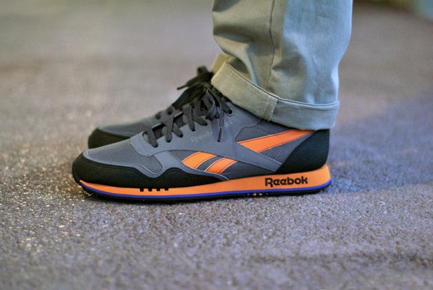 Reebok Classic Orange