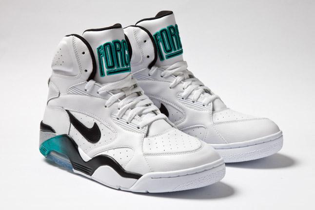 Salida galón oferta  Nike Air Force 180 Hi David Robinson - Sneakers.fr