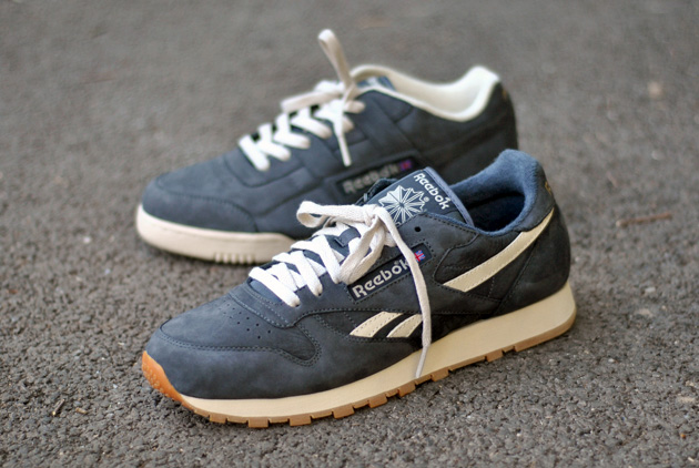 Reebok Classic Leather Amp Workout Vintage Pack Sneakers