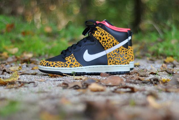 sports shoes 9cd4f a9531 ... new zealand nike dunk leopard 5 81697 e2496 ...