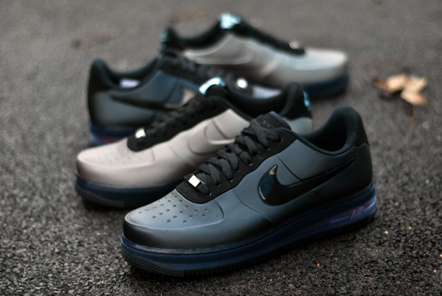 original nike foamposites nike air force 1 noir