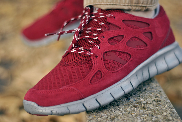 nike free run 2 bordeaux