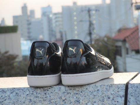 Puma Vernis Noir