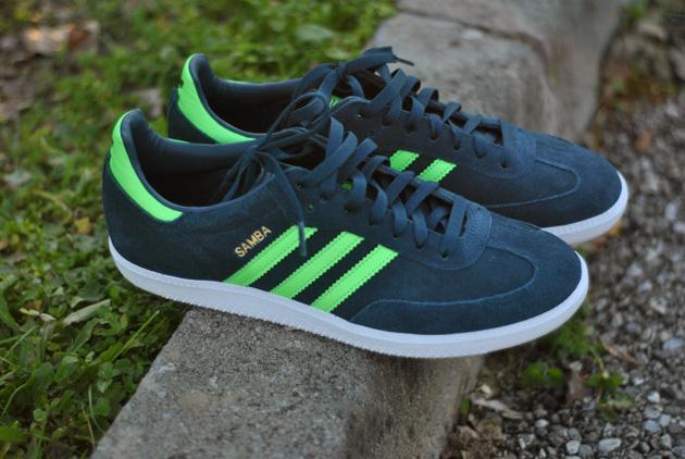 adidas original adidas samba vert