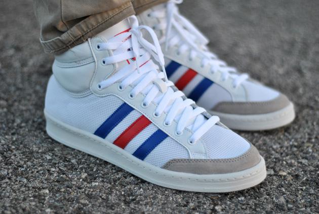 basket adidas homme americana