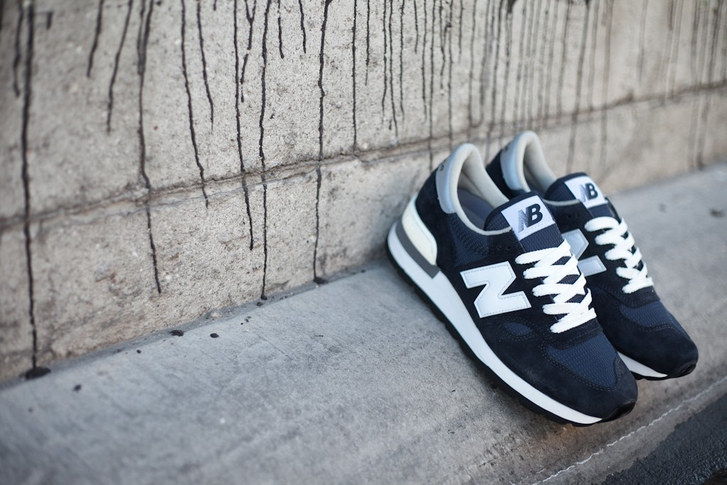 new balance homme navy