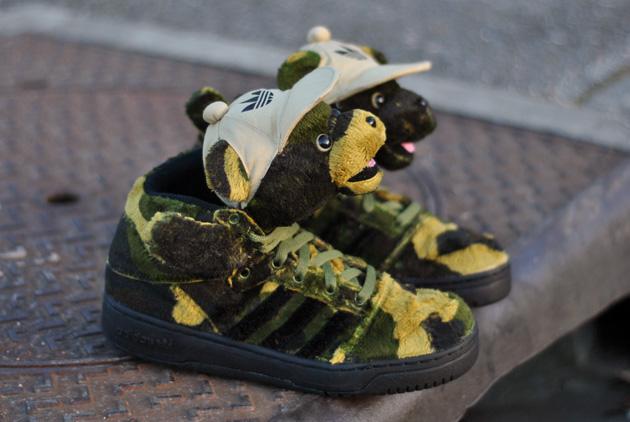 Adidas Js Bear Camo