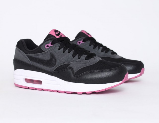 Nike Air Max 1 Gris Rose
