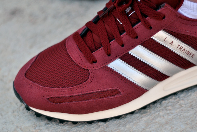 adidas trainer bordeaux