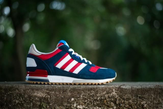 adidas zx 700 bleu blanc rouge