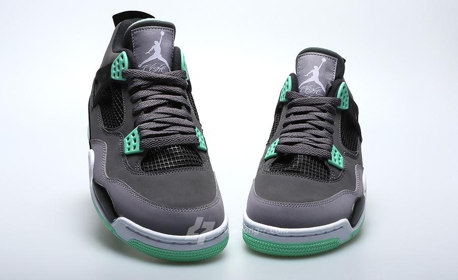 sports shoes 5f4b8 ed1ce ... promo code for airjordan 4 green glow3 cbb11 7cb1f