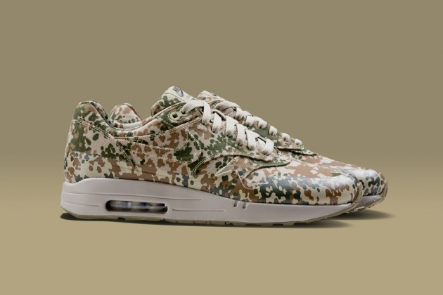 nike air max camouflage collection