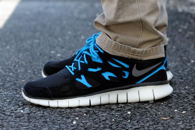 san francisco 9bf80 e3c1c Nike Free Run 2 Noir Gris