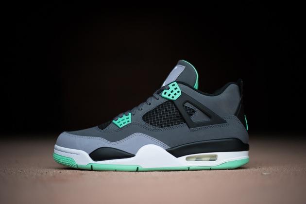 Air Jordan 4 Green Glow Disponible | Sneakers