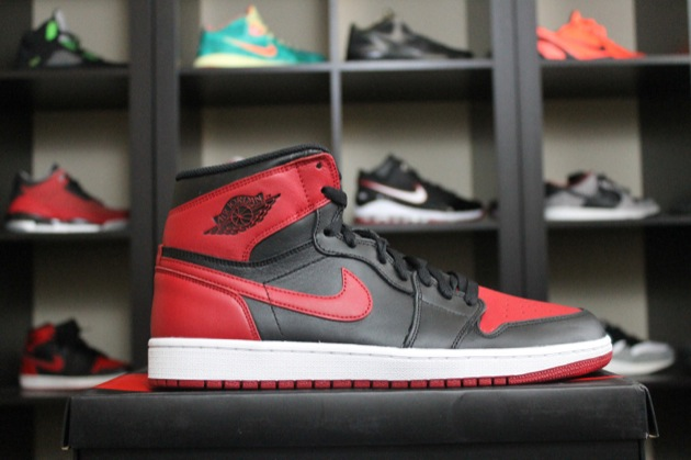 Are The Air Jordan Franchise Shoe Fake