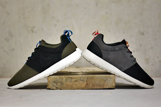 yxara nike-roshe-run-leather-mesh-3