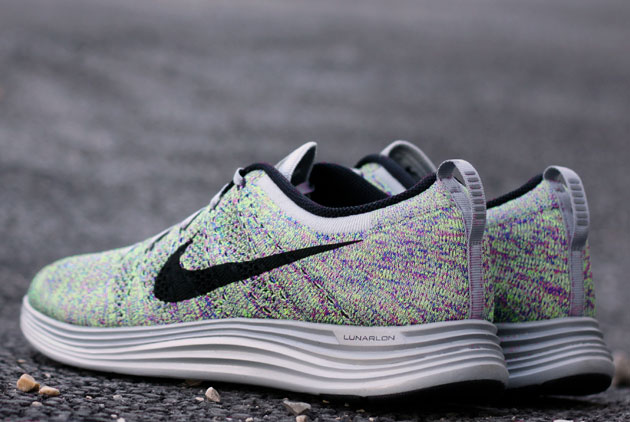 The Cheap Nike LunarEpic Flyknit In Indigo Kicks Off The Month Of July