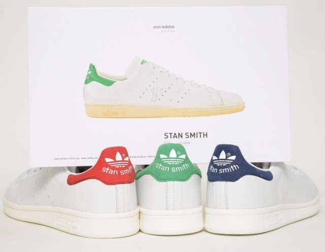adidas stan smith rouge et blanc