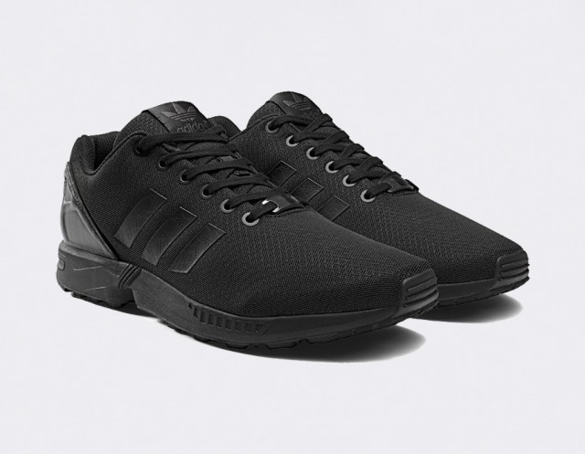 Conception innovante f8b5c a3c12 zx flux noir and or