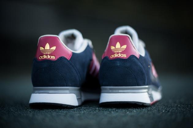 adidas zx 850 bleu marine