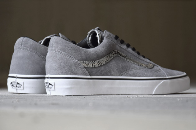 vans old skool gris homme
