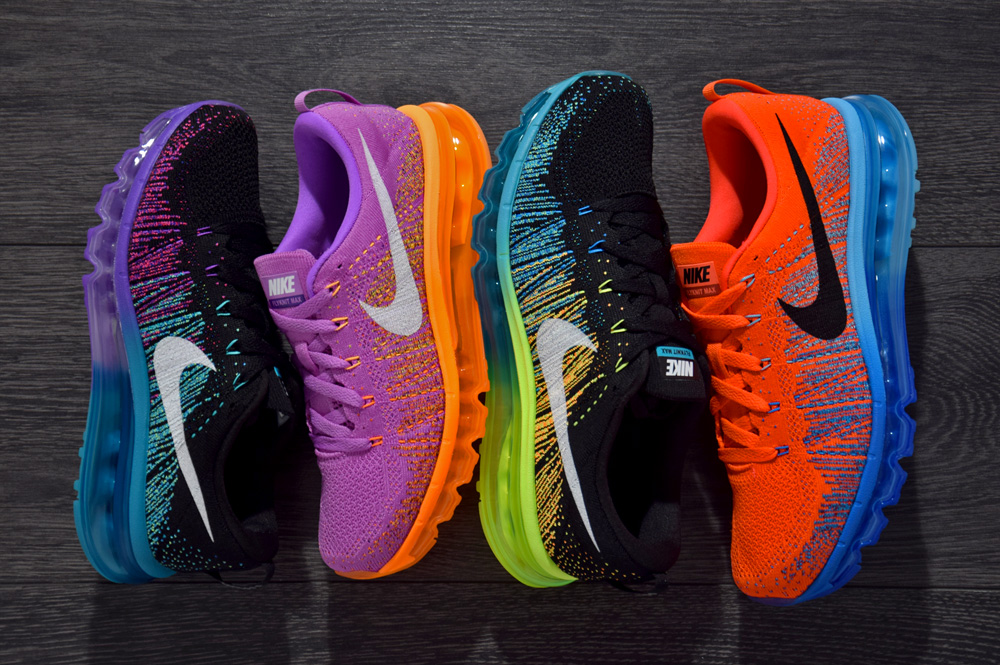 nike flyknit air max homme pas cher
