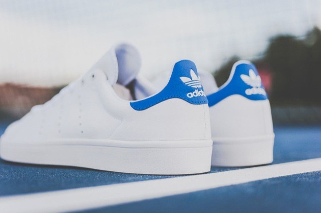 adidas skateboarding stan smith vulc bleue. Black Bedroom Furniture Sets. Home Design Ideas