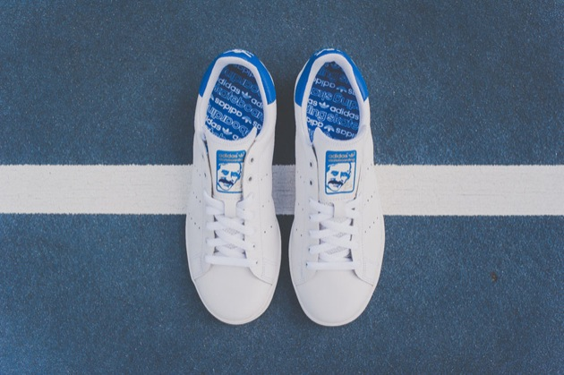 adidas skateboarding stan smith vulc bleue sneakers. Black Bedroom Furniture Sets. Home Design Ideas