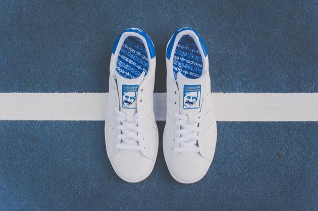 adidas stan smith bleu pas cher
