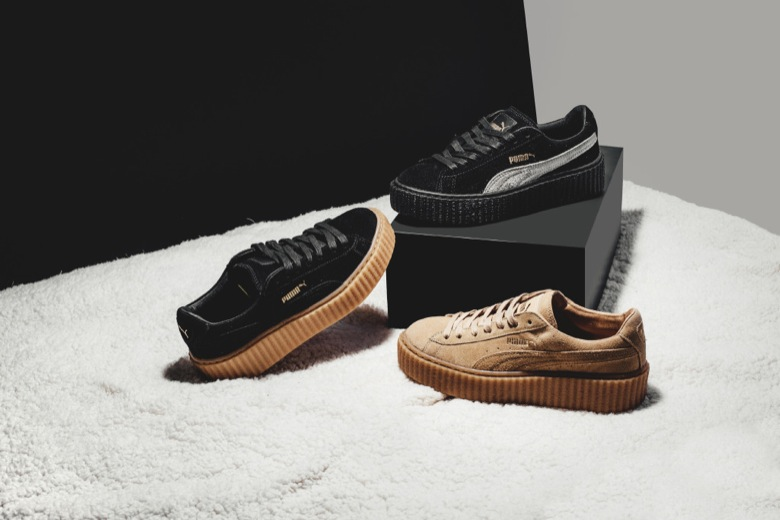 fenty puma creepers france