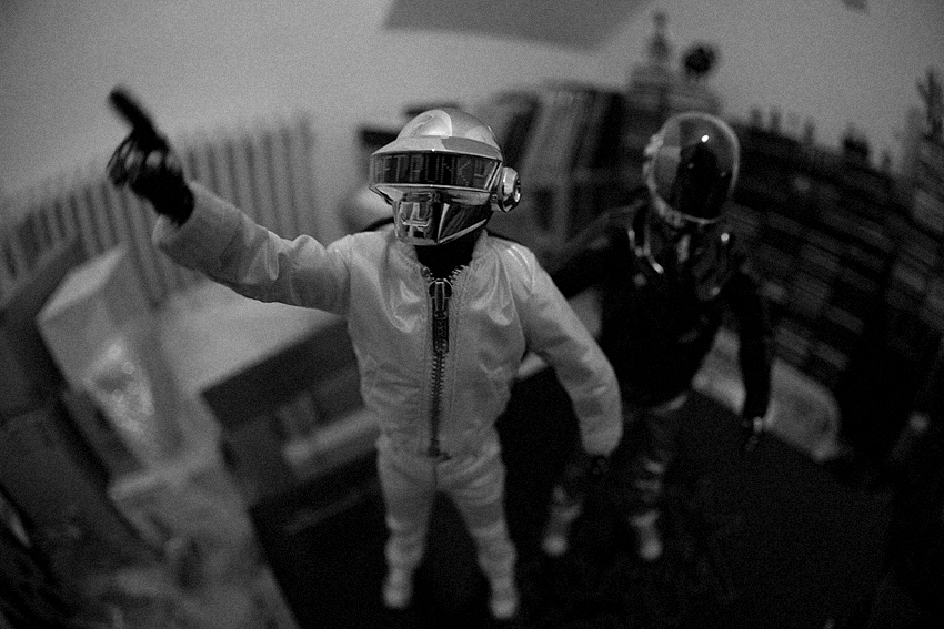Esprit Menthe Action - Daft Punk2