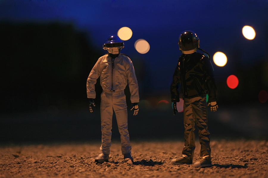 Esprit Menthe Action - Daft Punk3