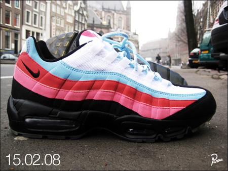 Nike Running Man PARRA