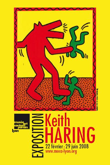 Keith Haring lyon