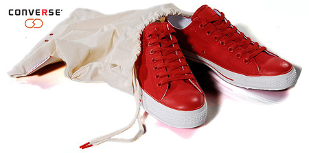 Converse Fragment Red