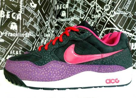 Nike WildWood Purple safari