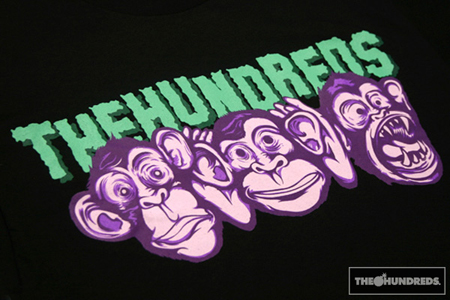 Tee shirt The Hundreds