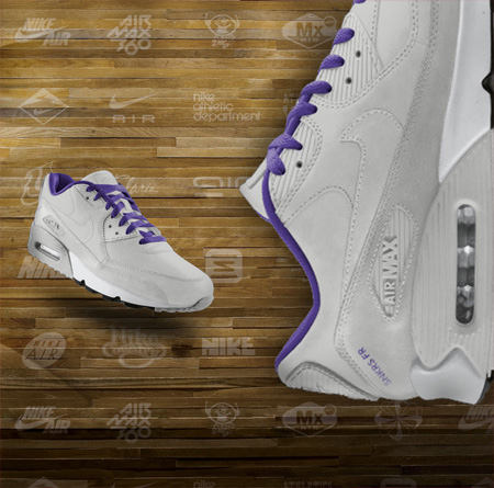 Nike Air Max 90 id x Sneakers.fr