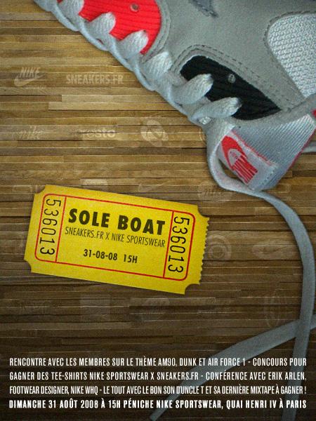SOLE BOAT